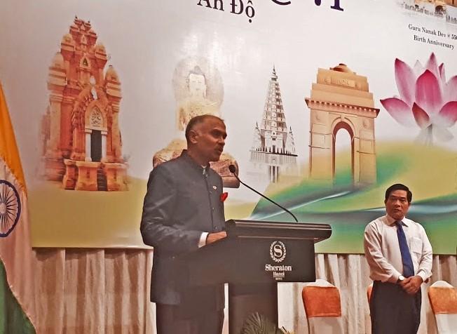 В Ханое отметили 71-ю годовщину Дня независимости Индии - ảnh 1