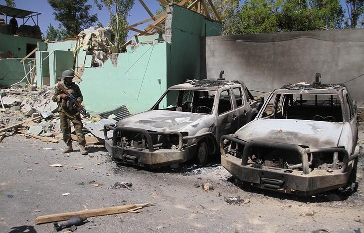 Талибы примут участие в переговорах по Афганистану в Москве - ảnh 1