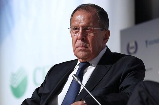 Лавров: Все иностранные силы, которые находятся в Сирии без приглашения, должны уйти  - ảnh 1