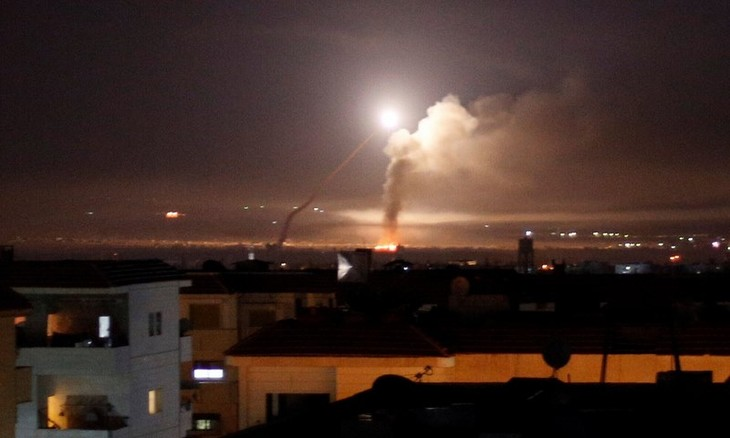 Иран готов атаковать Израиль и США, если Вашингтон нанесет удар  - ảnh 1