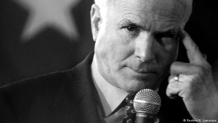 Американские политики и мировые лидеры скорбят о смерти сенатора Джона Маккейна - ảnh 1
