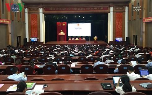 Конференция по обмену опытом в работе народных советов горных провинций на севере Вьетнама - ảnh 1
