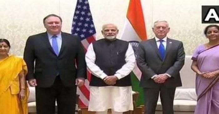 Индия и США обязались сотрудничать в борьбе с терроризмом - ảnh 1