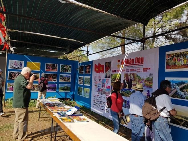 Газета «Нянзан» приняла участие в фестивале газеты «Avante» 2018 года - ảnh 1