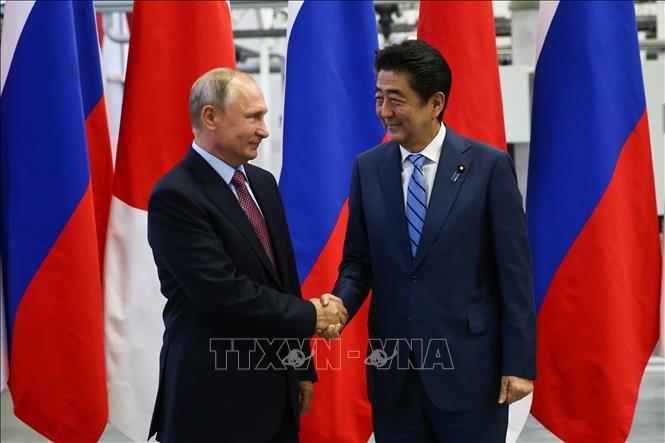 Российско-японский саммит может состояться в 2018 году - ảnh 1