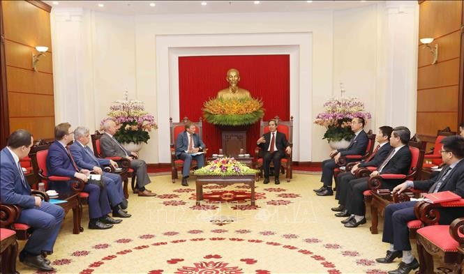 Вьетнам и Россия активизируют торгово-экономическое сотрудничество - ảnh 1