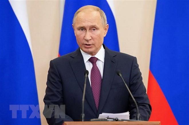 Россия и Китай нацелены на достижение более амбициозных целей в двустороннем сотрудничестве - ảnh 1