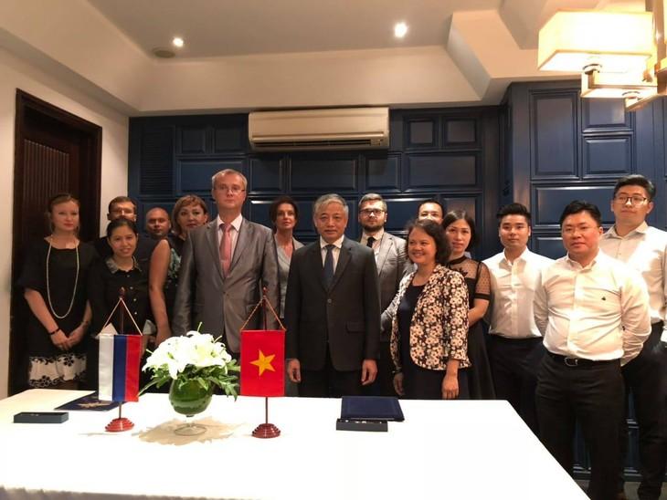 Активизация привлечения трудящихся между Вьетнамом и РФ - ảnh 4