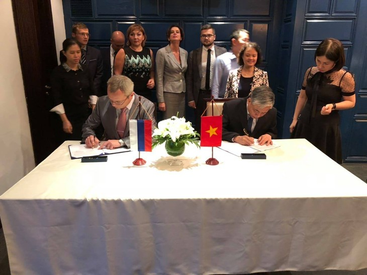 Активизация привлечения трудящихся между Вьетнамом и РФ - ảnh 3