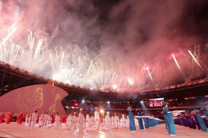 Открылись Азиатские Паралимпийские игры 2018 - ảnh 1
