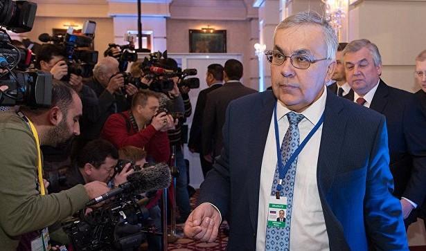 Россия выступает против новых санкций в отношении Сирии - ảnh 1