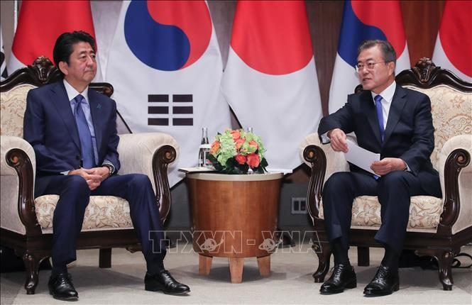 Япония желает улучшить двусторонние отношения с Республикой Корея - ảnh 1
