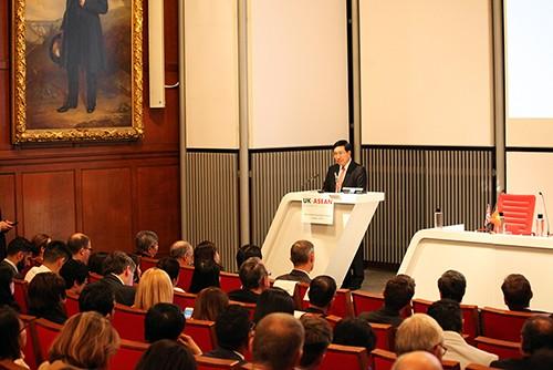 Вьетнам и Великобритания активизируют отношения стратегического партнерства - ảnh 2