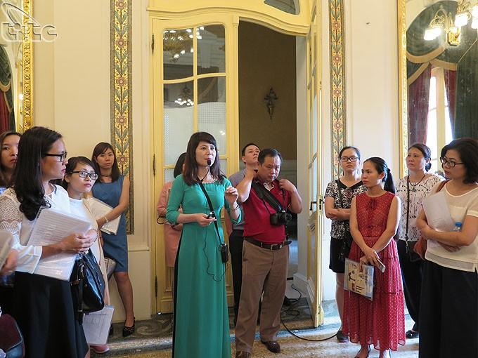 Экскурсия по Большому театру: создание культурной программы для туристов - ảnh 2