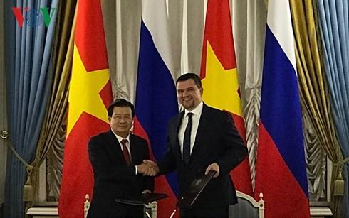 В Москве состоялось 21-е заседание Межправительственной российско-вьетнамской комиссии - ảnh 1