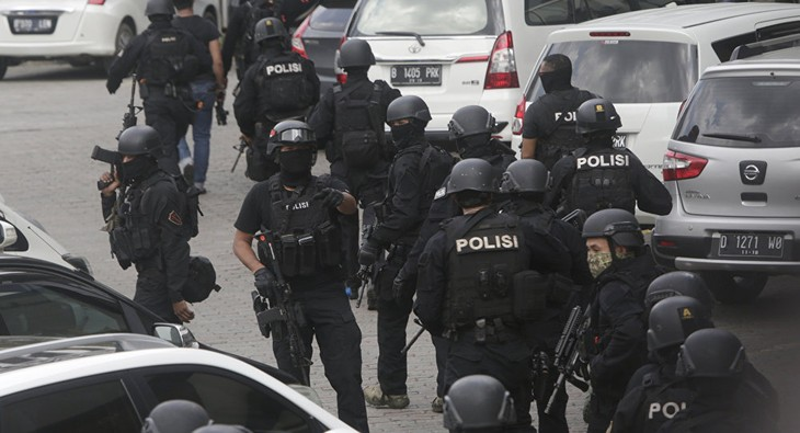 Страны-члены АСЕАН одобрили план действий по борьбе с терроризмом - ảnh 1