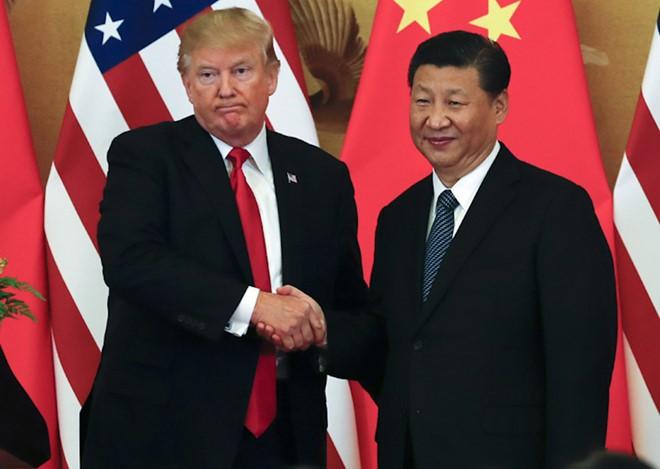 Трамп провел «плодотворный телефонный разговор» с председателем КНР  - ảnh 1