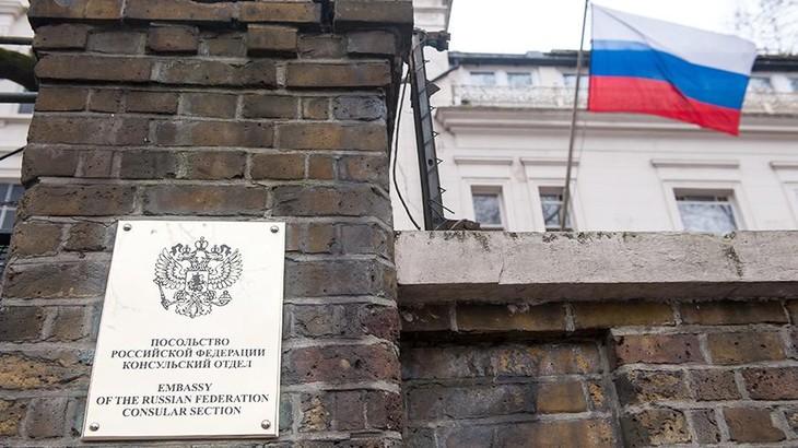 Россия обвинила Великобританию в нарушении международного права по делу Скрипалей - ảnh 1