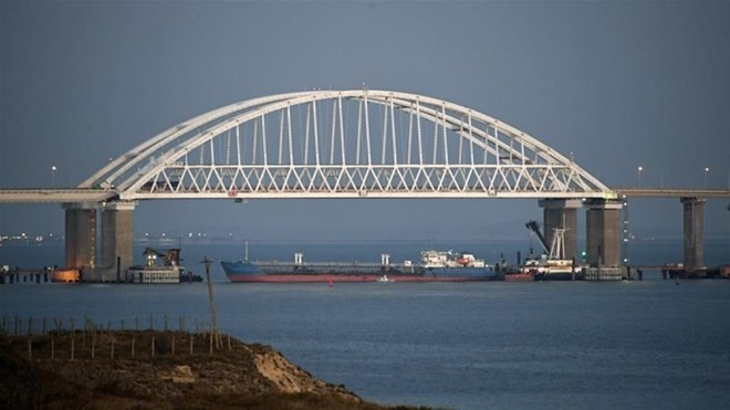 Россия снова открыла Керченский пролив  - ảnh 1
