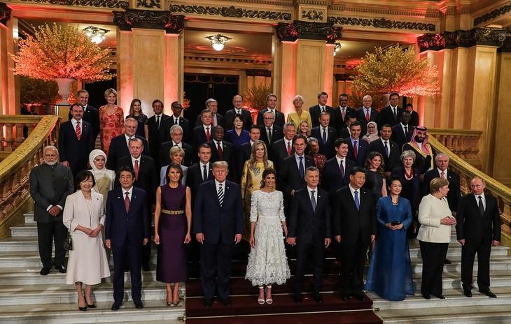 Лидеры G20 согласовали совместное заявление по итогам саммита - ảnh 1