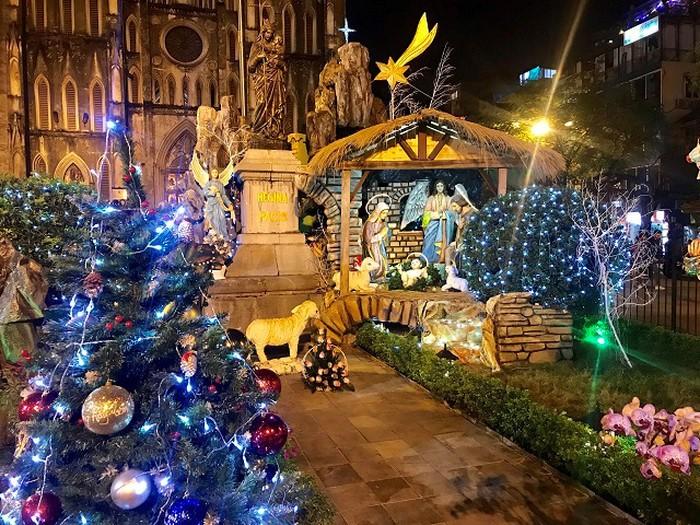 Рождество приходит в Ханой - ảnh 3