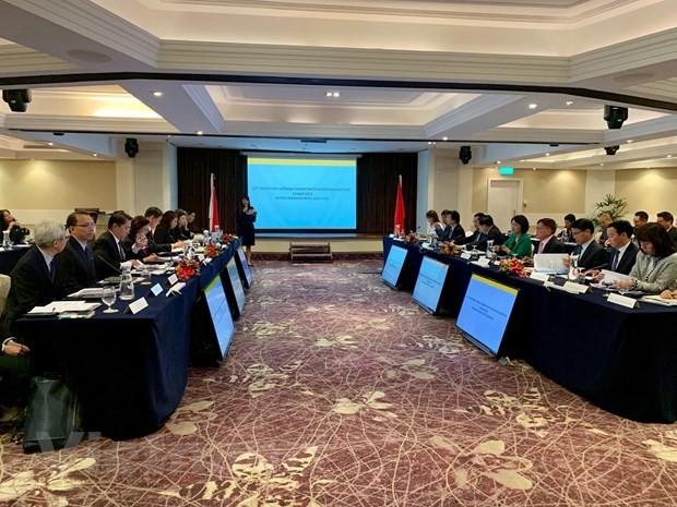Вьетнам и Сингапур активизируют сотрудничество в области инновационных технологий - ảnh 1