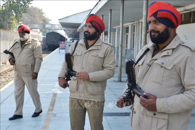 Индия и Пакистан обсудили расширение коридора в Картарпуре - ảnh 1