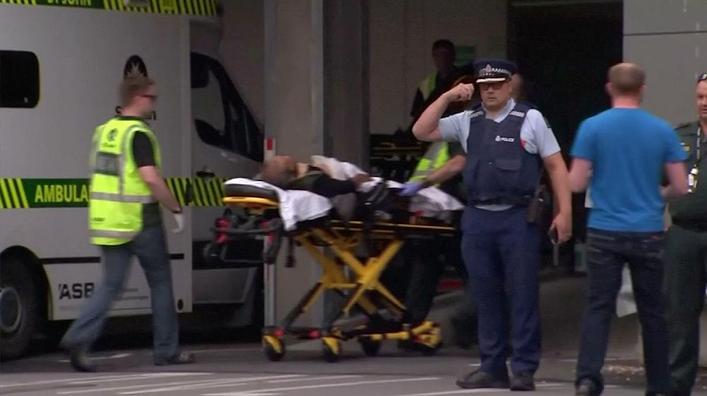 Мировые лидеры осудили жестокую стрельбу в Новой Зеландии - ảnh 1