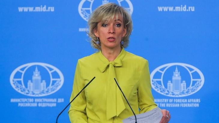 Россия потребовала от американских СМИ извиниться за антироссийскую пропаганду - ảnh 1