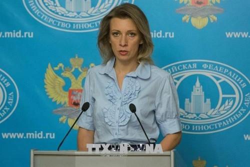 Россия призвала США не усиливать санкции против Венесуэлы - ảnh 1