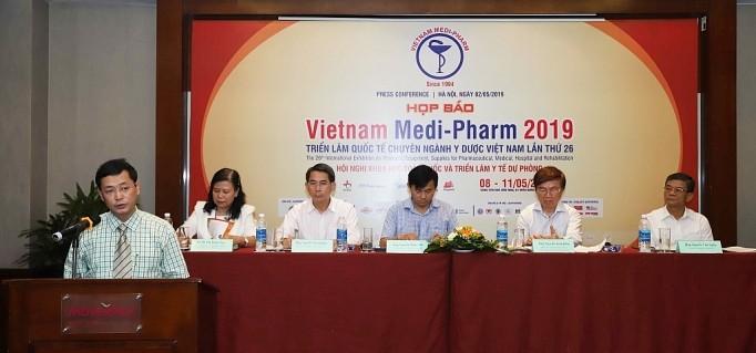 Международная медицинская выставка пройдет во Вьетнаме с 8 по 11 мая  - ảnh 1