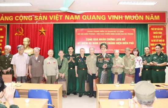Мероприятия, посвященные 65-й годовщине победы в битве при Дьенбьенфу - ảnh 1