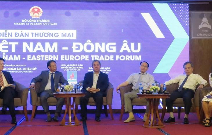 Большие перспективы для экспорта вьетнамских товаров на рынок Восточной Европы - ảnh 1