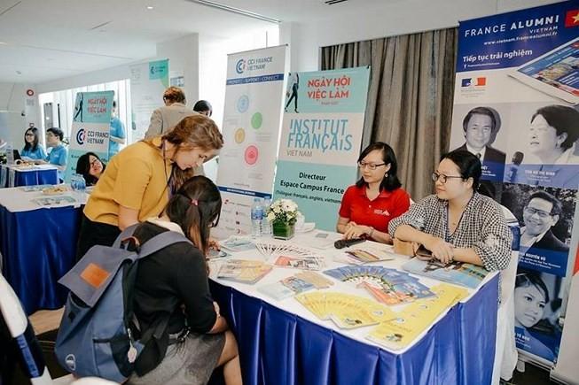 «День трудоустройства Франция-Вьетнам 2019»: множество возможностей для высококвалифицированных работников - ảnh 1
