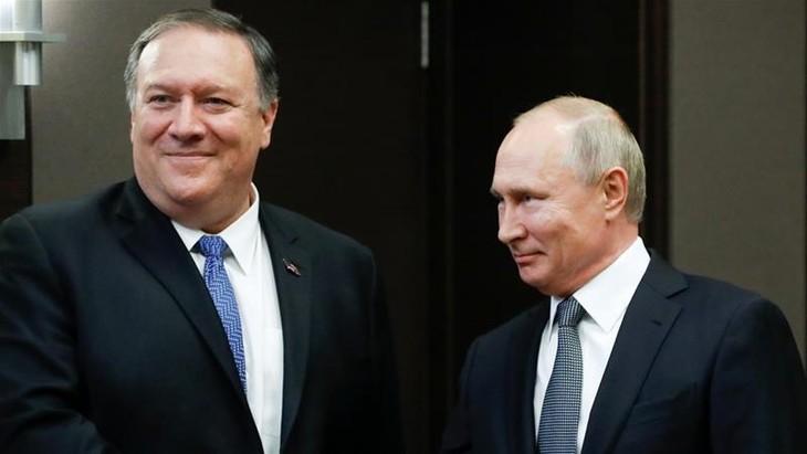 Россия и США желают улучшить двусторонние отношения - ảnh 1
