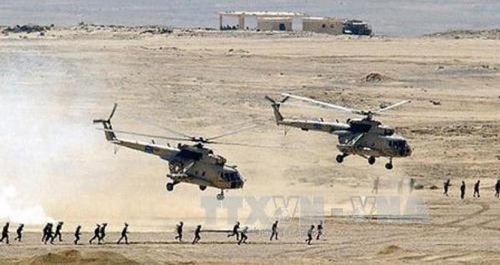 Египет усиливает спецоперацию на Синайском полуострове - ảnh 1