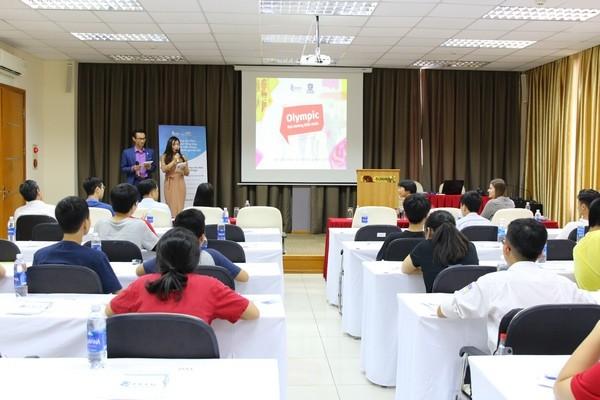 Во Вьетнаме прошла Олимпиада «Океан знаний» ДВФУ для вьетнамских школьников - ảnh 1