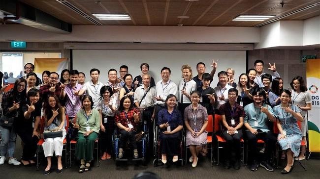 Развернут конкурс «Инициативные решения по улучшению доступной среды для инвалидов» - ảnh 1