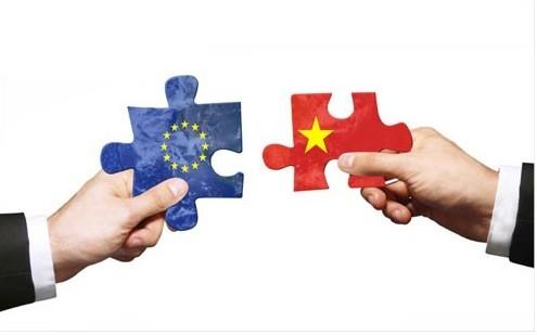 ЕС ускоряет подписание рамочного партнерского соглашения с Вьетнамом - ảnh 1