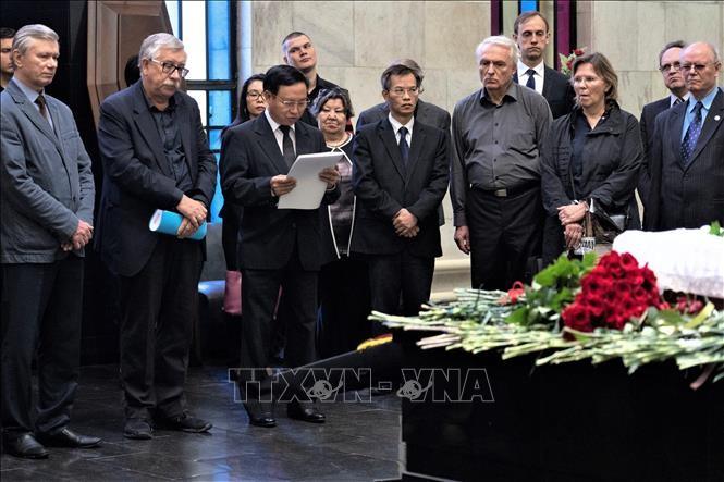 Скончались два выдающихся россиянина, посвятившие всю жизнь укреплению российско-вьетнамских отношений - ảnh 1