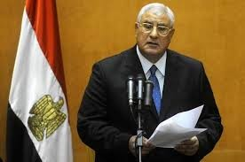 Egypt holds presidential election before parliamentary election - ảnh 1