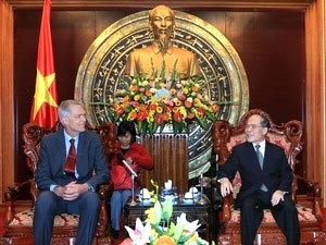 Denmark ODA supports Vietnam's socio-economic growth - ảnh 1