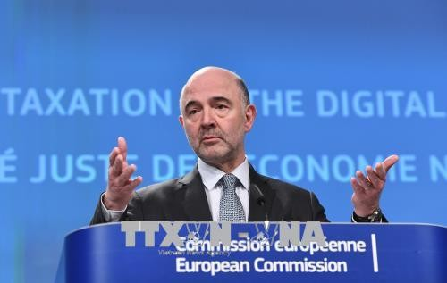 EU warns against threat of protectionism  - ảnh 1
