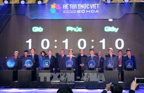 Steering Committee for Digital Vietnamese Knowledge System project set up - ảnh 1