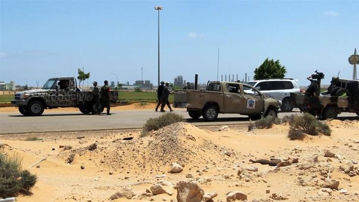 Libya urges UN to block 'illegal' oil trade - ảnh 1