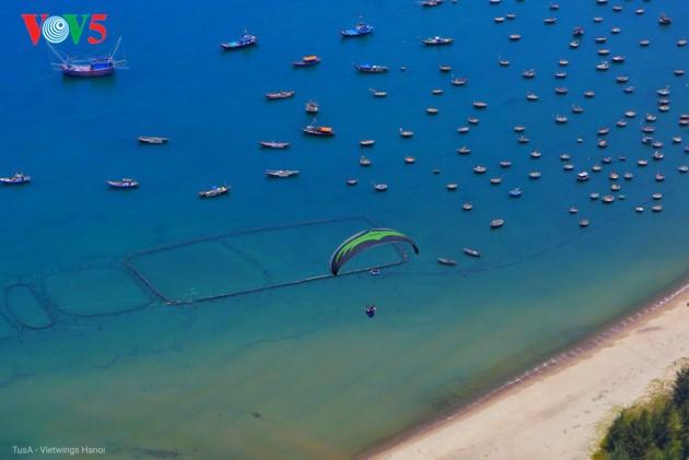 """Flying over Tien Sa 2018"": A chance to admire Da Nang - ảnh 13"