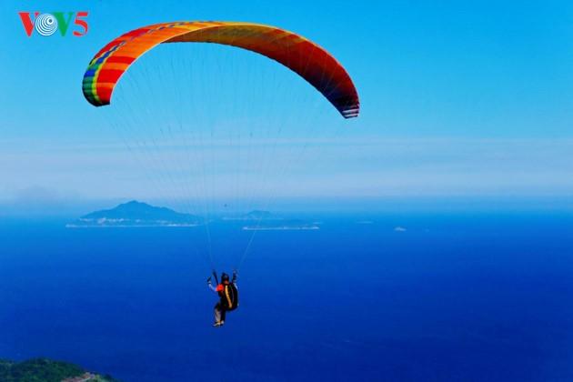 """Flying over Tien Sa 2018"": A chance to admire Da Nang - ảnh 14"
