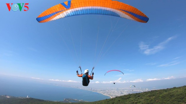 """Flying over Tien Sa 2018"": A chance to admire Da Nang - ảnh 4"