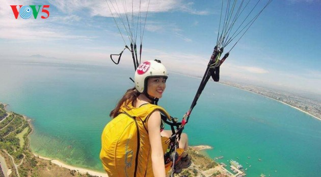 """Flying over Tien Sa 2018"": A chance to admire Da Nang - ảnh 5"