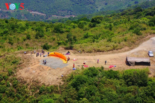 """Flying over Tien Sa 2018"": A chance to admire Da Nang - ảnh 7"